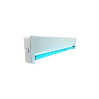Светильник бактерицидный 1х30Вт ОБН01-75-001 Bakt G13 IP20 с лампой Heiler+ Шнур с вилкой